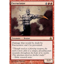 Magic Löskort: Ravnica: Excruciator
