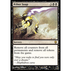 Magic löskort: Darksteel: Aether Snap