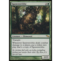 Magic löskort: Shadowmoor Spawnwrithe