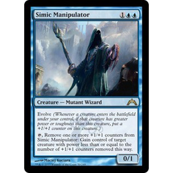 Magic löskort: Gatecrash: Simic Manipulator