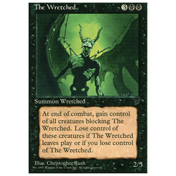 Magic löskort: Chronicles: The Wretched
