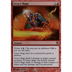Magic löskort: Phyrexia vs The Coalition: Urza's Rage (Foil)