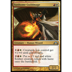 Magic löskort: Gatecrash: Sunhome Guildmage