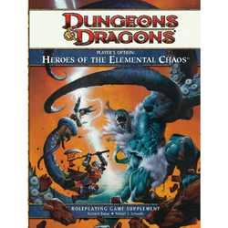 D&D 4.0: Heroes of the Elemental Chaos