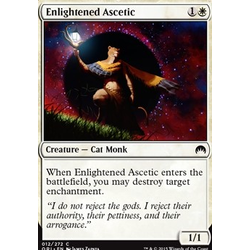 Magic löskort: Origins: Enlightened Ascetic