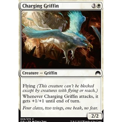 Magic löskort: Origins: Charging Griffin