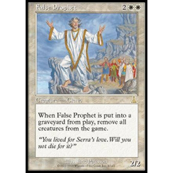 Magic löskort: Urza's Destiny: False Prophet