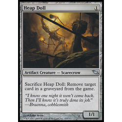 Magic löskort: Shadowmoor Heap Doll
