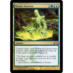 Magic löskort: Gatecrash: Mystic Genesis