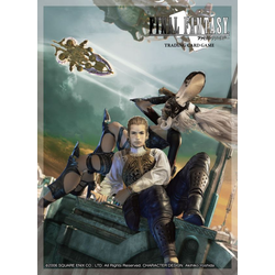 Final Fantasy TCG: XII Sleeves: Fran & Balthier (60)