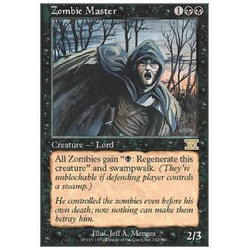 Magic löskort: 6th Edition: Zombie Master
