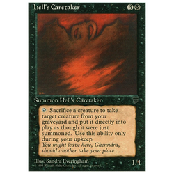 Magic löskort: Chronicles: Hell's Caretaker
