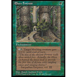 Magic löskort: Fallen Empires: Elven Fortress v.2
