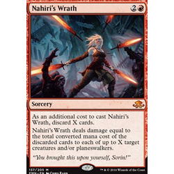 Magic löskort: Eldritch Moon: Nahiri's Wrath (Foil)