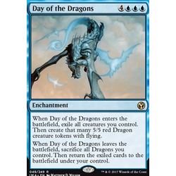 Magic löskort: Iconic Masters: Day of the Dragons