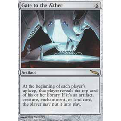 Magic löskort: Mirrodin: Gate to the Aether