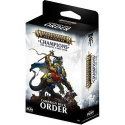 Warhammer Age of Sigmar: Champions - Order Campaign Deck