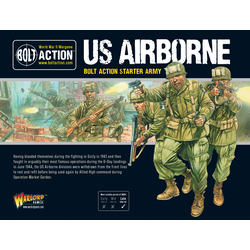 US Airborne Starter Army (plastic)
