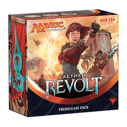 Magic the Gathering: Aether Revolt Prerelease Pack