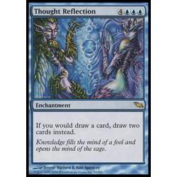 Magic löskort: Shadowmoor: Thought Reflection