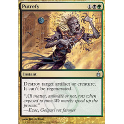 Magic Löskort: Ravnica: Putrefy