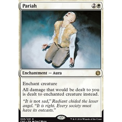 Magic löskort: Conspiracy: Take the Crown: Pariah