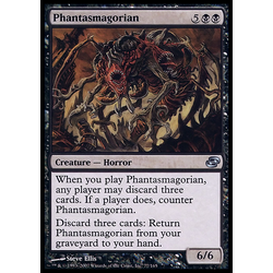 Magic löskort: Planar Chaos: Phantasmagorian