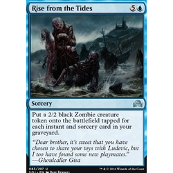 Magic löskort: Shadows over Innistrad: Rise from the Tides