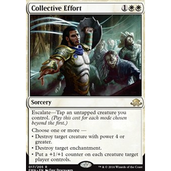 Magic löskort: Eldritch Moon: Collective Effort