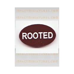 Fantasy Football Accessories - Rooted Token (1st) (Impact)
