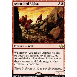 Magic löskort: Eldritch Moon: Assembled Alphas (Foil)