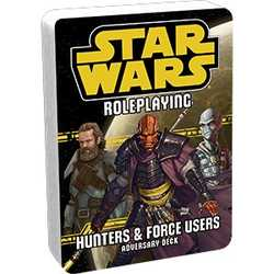 Star Wars: Age of Rebellion / Edge of the Empire: Hunters and Force Users
