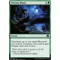 Magic löskort: Eldritch Moon: Waxing Moon