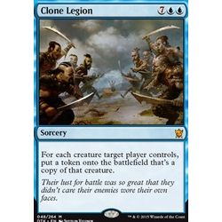 Magic löskort: Dragons of Tarkir: Clone Legion