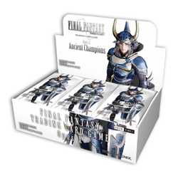 Final Fantasy TCG: Ancient Champions Opus 10 Booster Display (36)