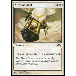 Magic löskort: Gatecrash: Angelic Edict
