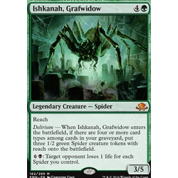 Magic löskort: Eldritch Moon: Ishkanah, Grafwidow