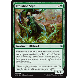 Magic löskort: War of the Spark: Evolution Sage