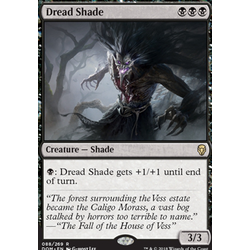 Magic löskort: Dominaria: Dread Shade