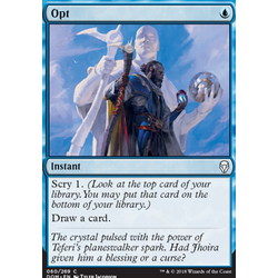 Magic löskort: Dominaria: Opt