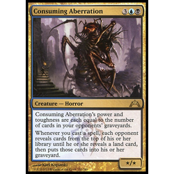 Magic löskort: Gatecrash: Consuming Aberration (Foil)