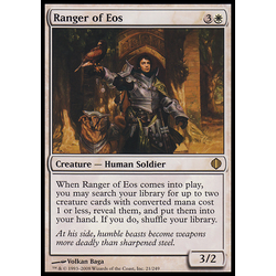 Magic löskort: Shards of Alara Ranger of Eos