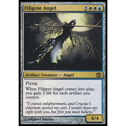 Magic löskort: Alara Reborn: Filigree Angel