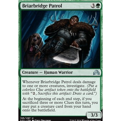Magic löskort: Shadows over Innistrad: Briarbridge Patrol
