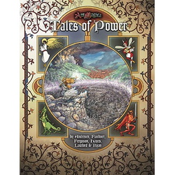Ars Magica 5th ed: Tales of Power