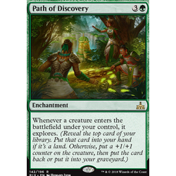 Magic löskort: Rivals of Ixalan: Path of Discovery