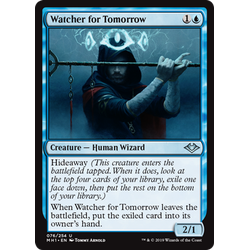 Magic löskort: Modern Horizons: Watcher for Tomorrow