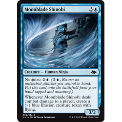 Magic löskort: Modern Horizons: Moonblade Shinobi