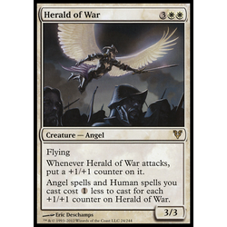 Magic löskort: Avacyn Restored: Herald of War