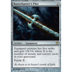 Magic löskort: Innistrad: Runechanter's Pike